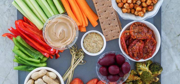 5 Tips for Eating Healthy on the Road